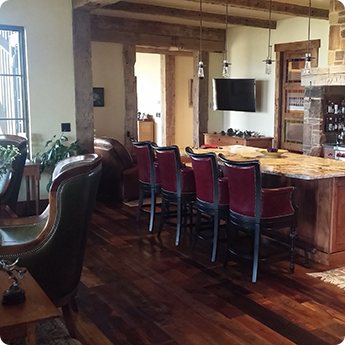 Kitchen Flooring - Solid Hardwood Flooring Boulder County CO